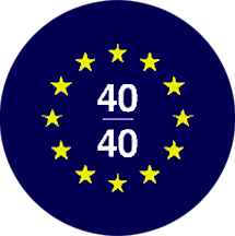 News Europe 40 under 40 awards